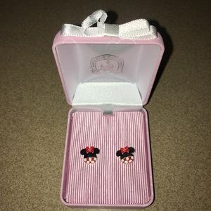 Disney Parks Minnie Mouse eArrings